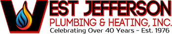 West Jefferson Plumbing and Heating, Inc. Logo